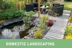 Domestic Landscaping